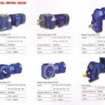YUEMA HELICAL GEARBOX