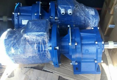 HELICAL GEARBOX MOTOVARIO